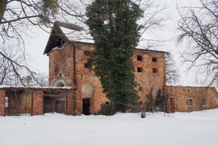 Zámek Hrabyně