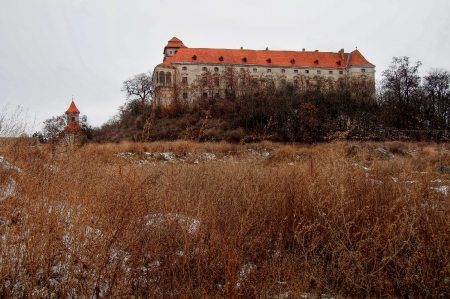 Zámek Jaroslavice_2