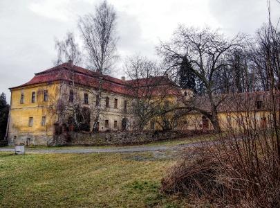 Zámek Košetice