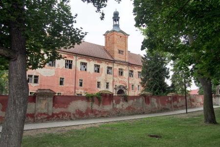 Zámek Kounice (Český Brod