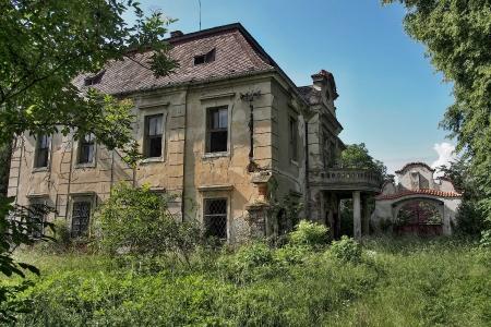 Zámek Moravany – Ronov nad Dobravou