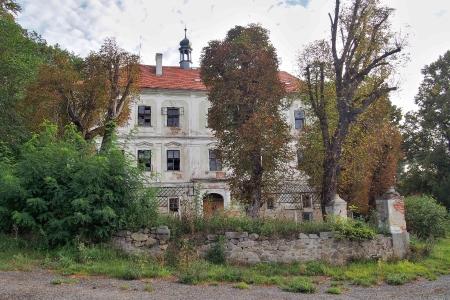 Zámek Němčice